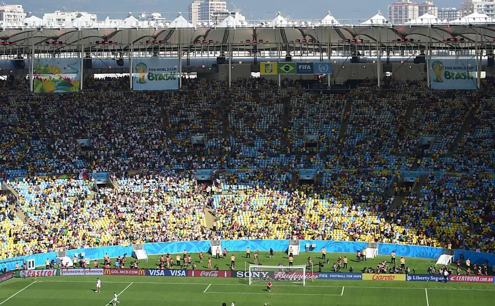 Maracanã na Copa 2014