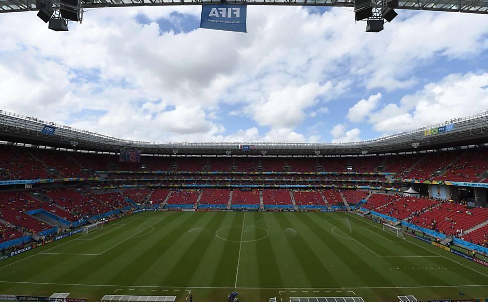 Arena Pernambuco na Copa-2014