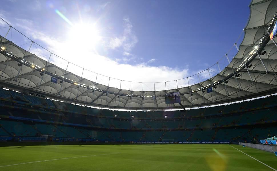 Arena Fonte Nova na Copa-2014