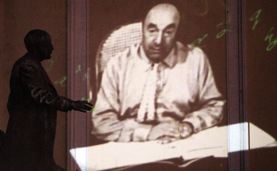 110 anos de Pablo Neruda