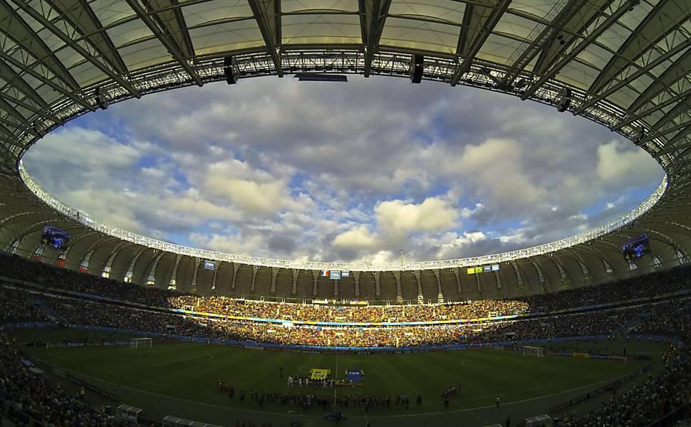 Beira-Rio na Copa-2014