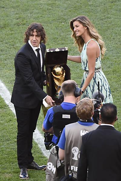 Cerimônia de encerramento da Copa