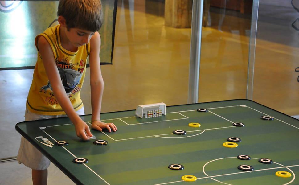 Férias no Museu do Futebol