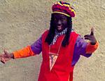 Amigo de Nino, Bongô é o entregador de pizza mais rápido do mundo