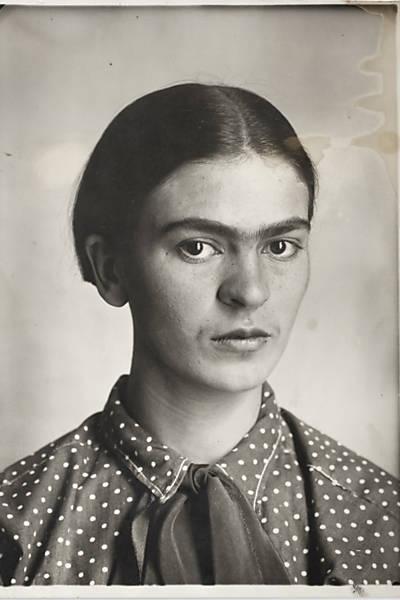 Veja fotos de Frida Kahlo