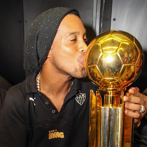 Isto é Ronaldinho Gaúcho