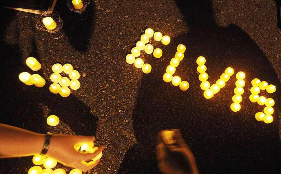 Aniversário de morte do Elvis