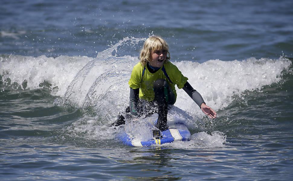 Terapia do surfe