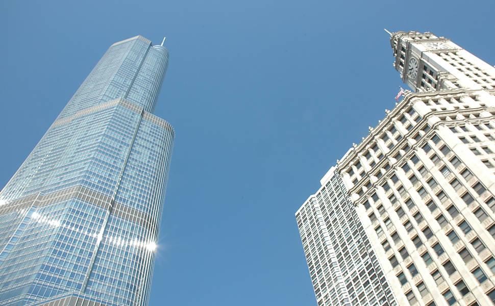 Chicago, a cidade da arquitetura
