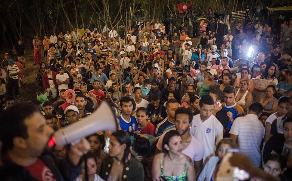 Ocupação 'Chico Mendes'