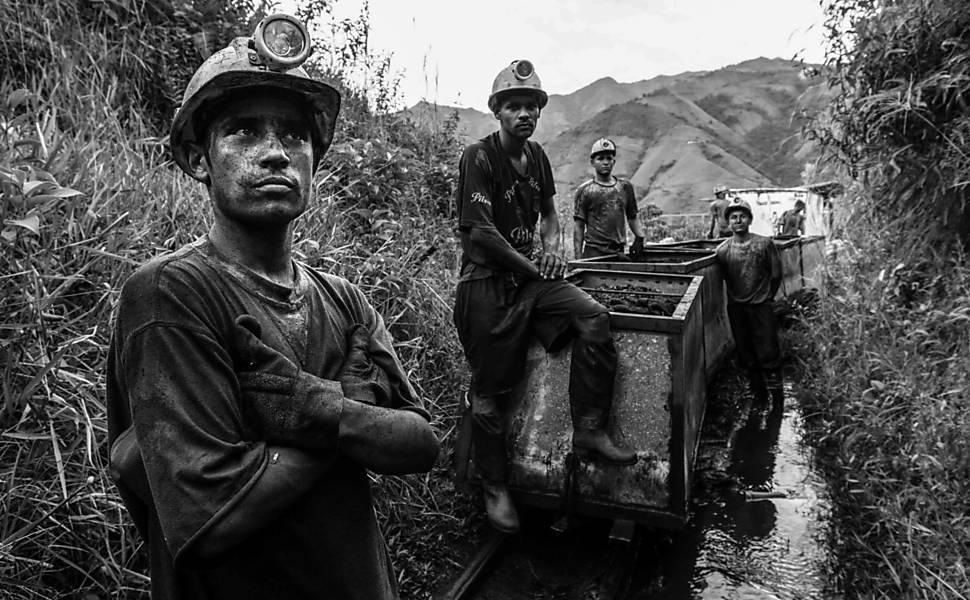 Mineiros de carvão