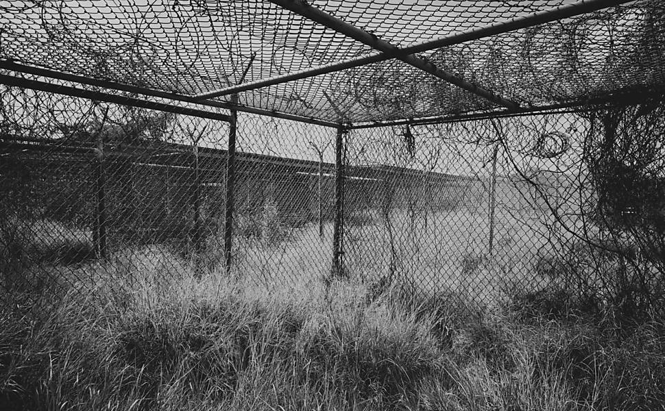 Campo X-Ray, na base militar de Guantánamo