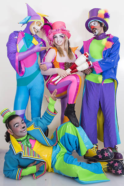No Mundo da Fantasia - Circo dos Sonhos