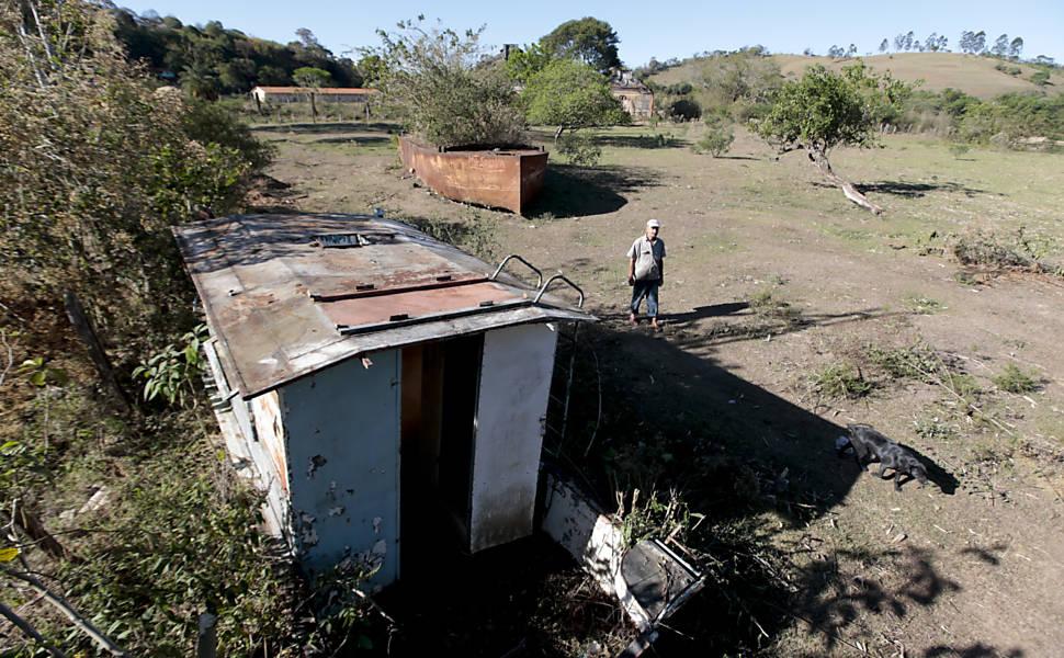 Seca no sul de Minas Gerais