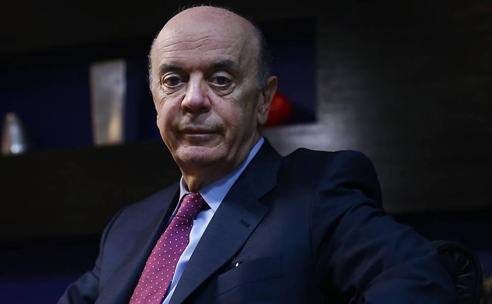 Entrevista com José Serra