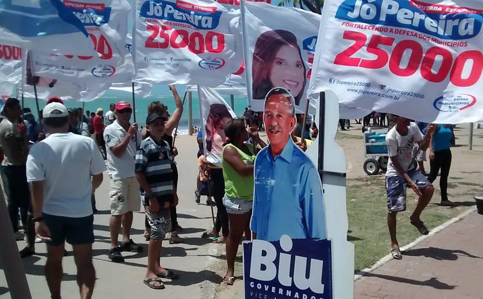 Campanha em Alagoas