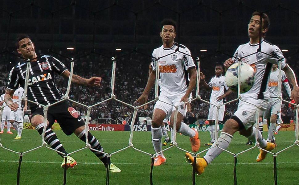 Corinthians no Itaquerão