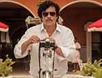 Benício Del Toro no filme 'Escobar: Paradise Lost'