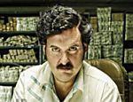 Andres Parra como o traficante na série 'Pablo Escobar: O Senhor do Tráfico'