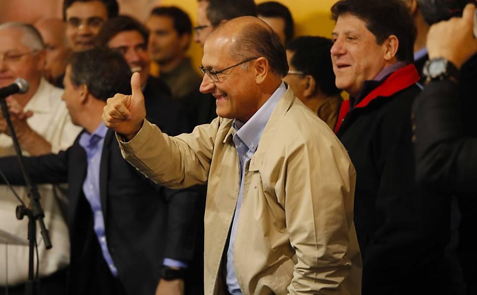 Campanha Geraldo Alckmin