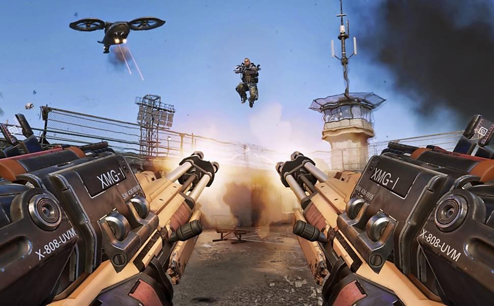 """Call of Duty: Advanced Warfare"""