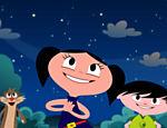 Criadores de 'Peixonauta', Celia Catunda e Kiko Mistrorigo, estreiam novo desenho 'O Show da Luna!', nesta segunda (13), no Discovery Kids