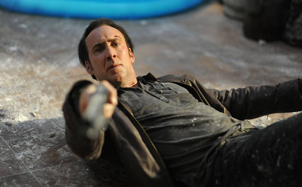 Nicolas Cage em 'Fúria'