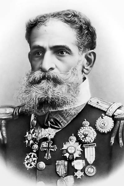 Fotos oficiais dos presidentes do Brasil