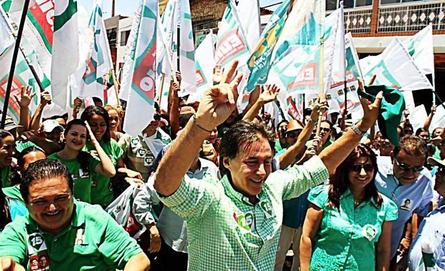 Campanha de Eunício Oliveira