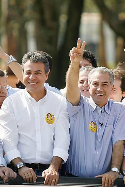 Campanha de Reinaldo Azambuja