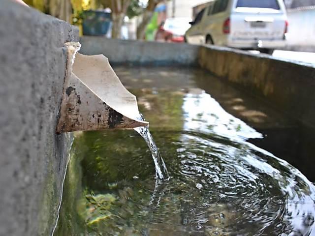 Falta de água na Grande São Paulo