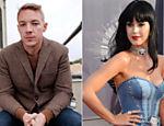 O DJ e produtor musical Diplo, apontado como novo namorado de Katy Perry