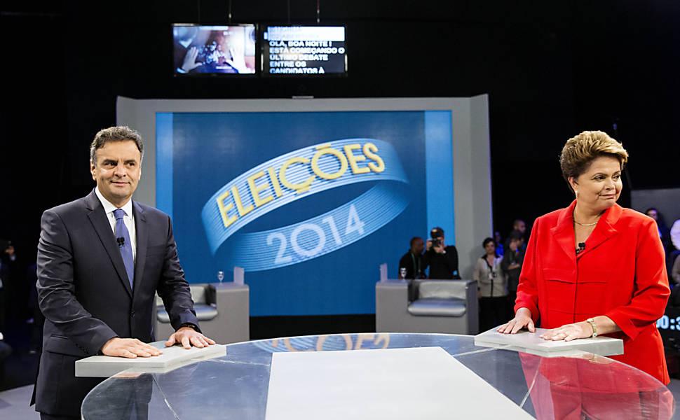 Debate de presidenciáveis na Globo