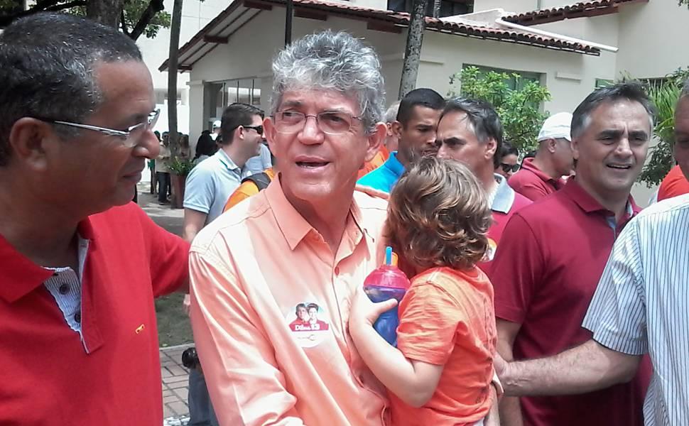 Campanha de Ricardo Coutinho