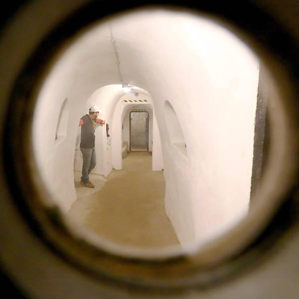 Bunkers de Mussolini
