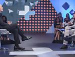 Roberto Justus debate o tema Consciência Negra com Martinho da Vila e Negra Li