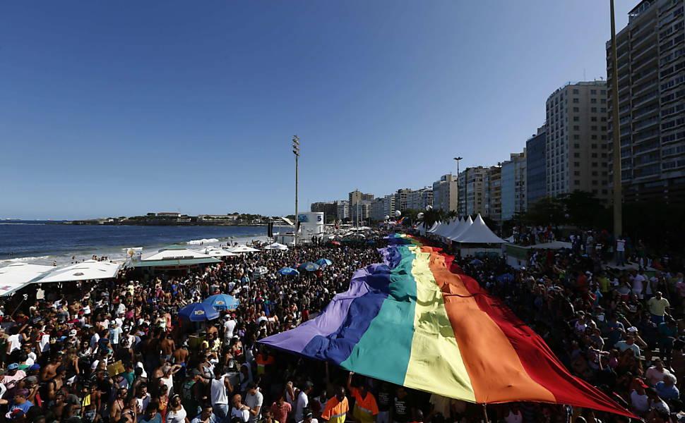 ... 19ª Parada do Orgulho LGBT no Rio de Janeiro 8c9b9c9253
