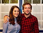 Clarice e Gregório, que se separaram em novembro de 2014