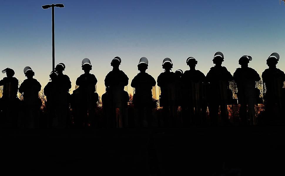 Protestos em Ferguson, no Missouri, em 2014