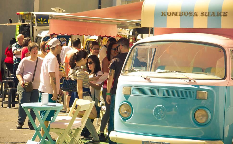Festival Gastronômico com os Food Trucks