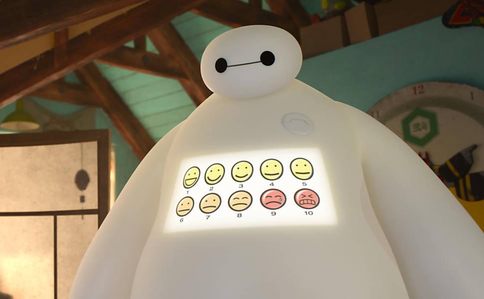 Veja imagens de 'Operação Big Hero', da Disney