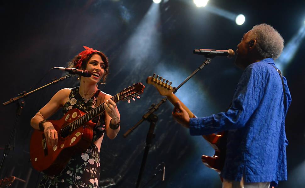 Show Caetano, Gil e Marisa Monte