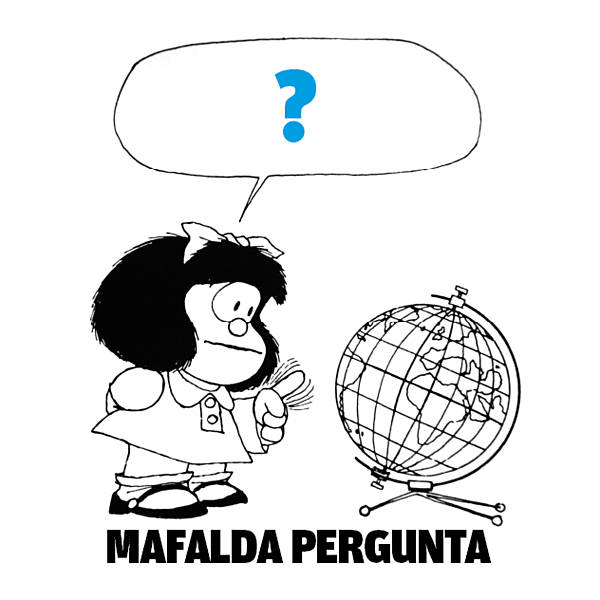 Mafalda Pergunta