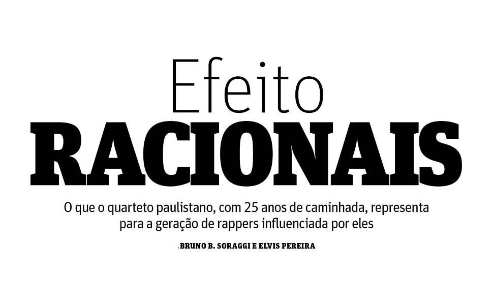 Efeito Racionais 02022019 Sãopaulo Fotografia Folha De Spaulo