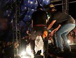 Sorocaba leva tombo durante show na em São Bernardo do Campo (SP)