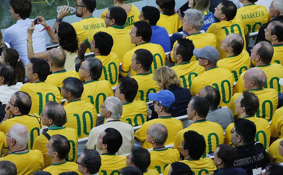 Melhores fotos da Folha na Copa 2014