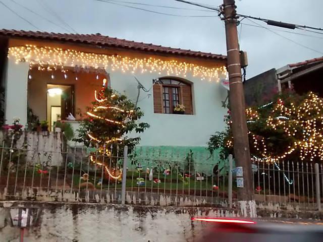 Decoração de natal em bairros de São Paulo e na região metropolitana