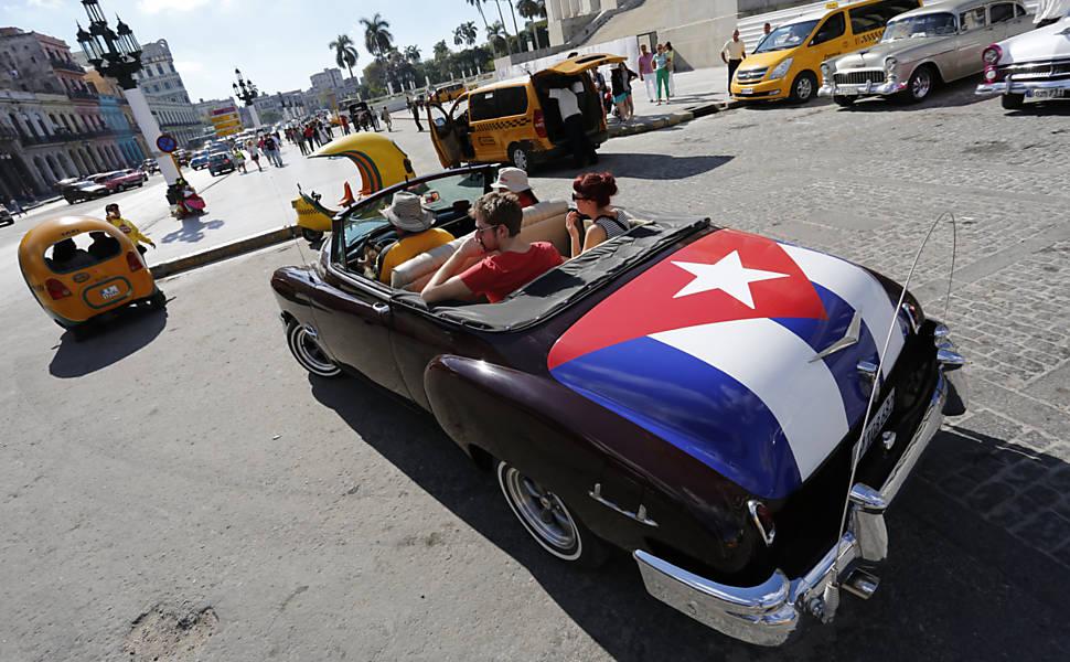 Cuba é um museu de carros clássicos
