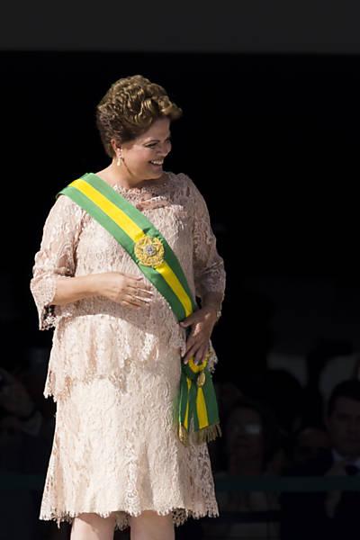 Posse de Dilma Rousseff