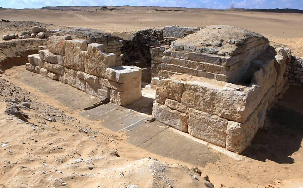 Descoberta no Egito
